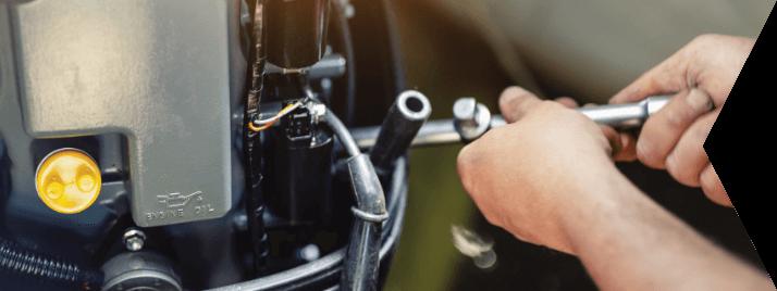 mercury engine repairs
