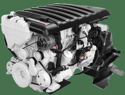 Diesel 4.2L (270-350hp)