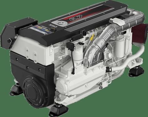 Diesel 6.7L (480-550hp)
